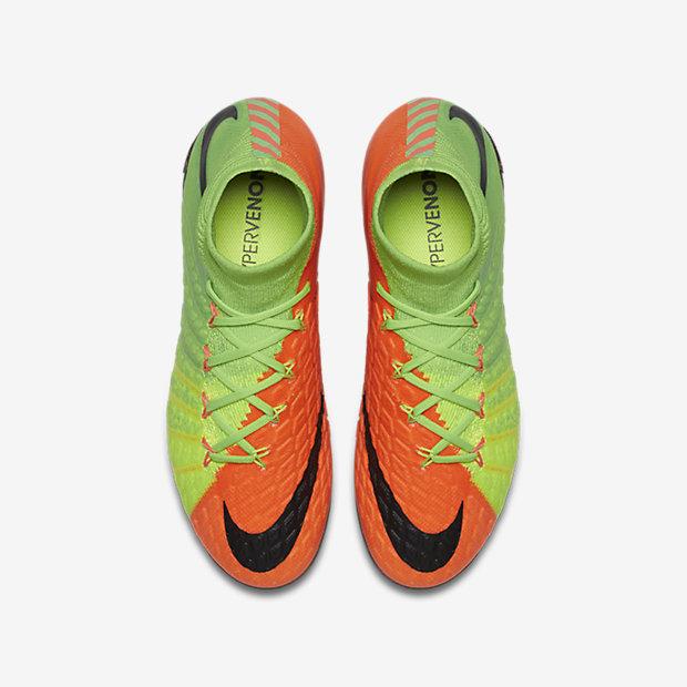 79c6ad47c ... Nike Hypervenom Phantom 3 DF FG Younger Older Kids  Firm-Ground  Football Boot ...