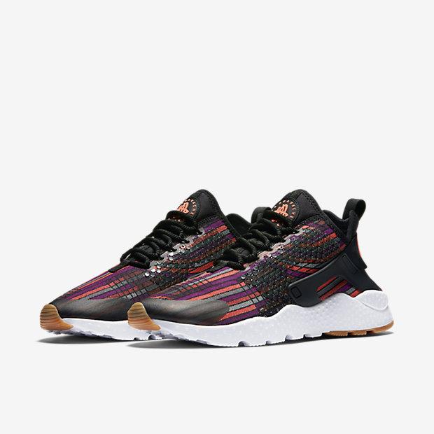 Nike Beautiful x Air Huarache Ultra Jacquard Premium Damenschuh - Schwarz Gefälschte Online Billig Verkauf Größte Lieferant Sexy Sport hYMIk23cY