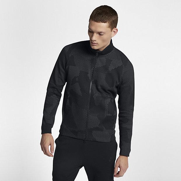 veste nike sportswear tech fleece pour homme ch. Black Bedroom Furniture Sets. Home Design Ideas