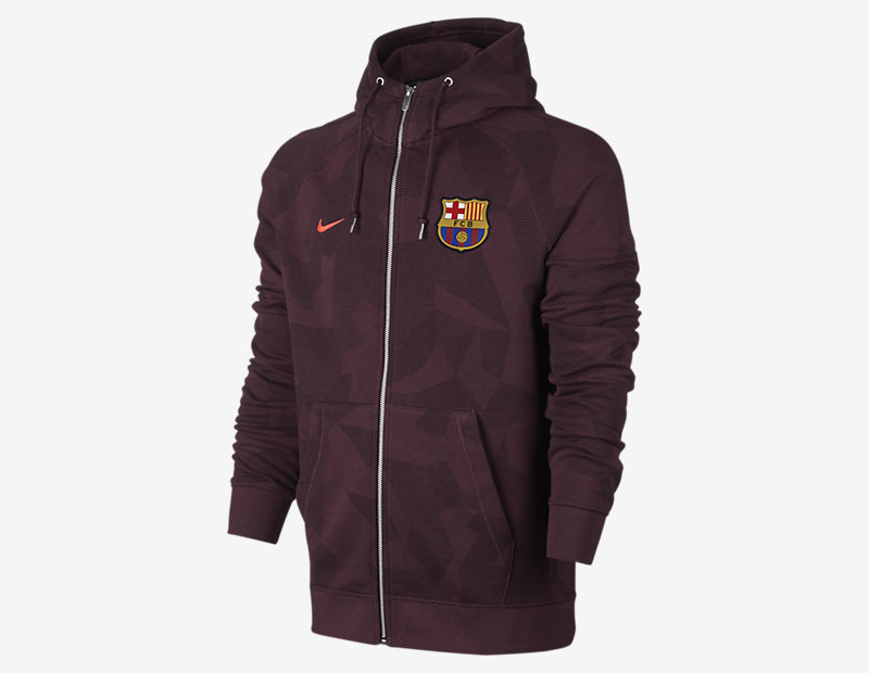 FC Barcelona French Terry Authentic