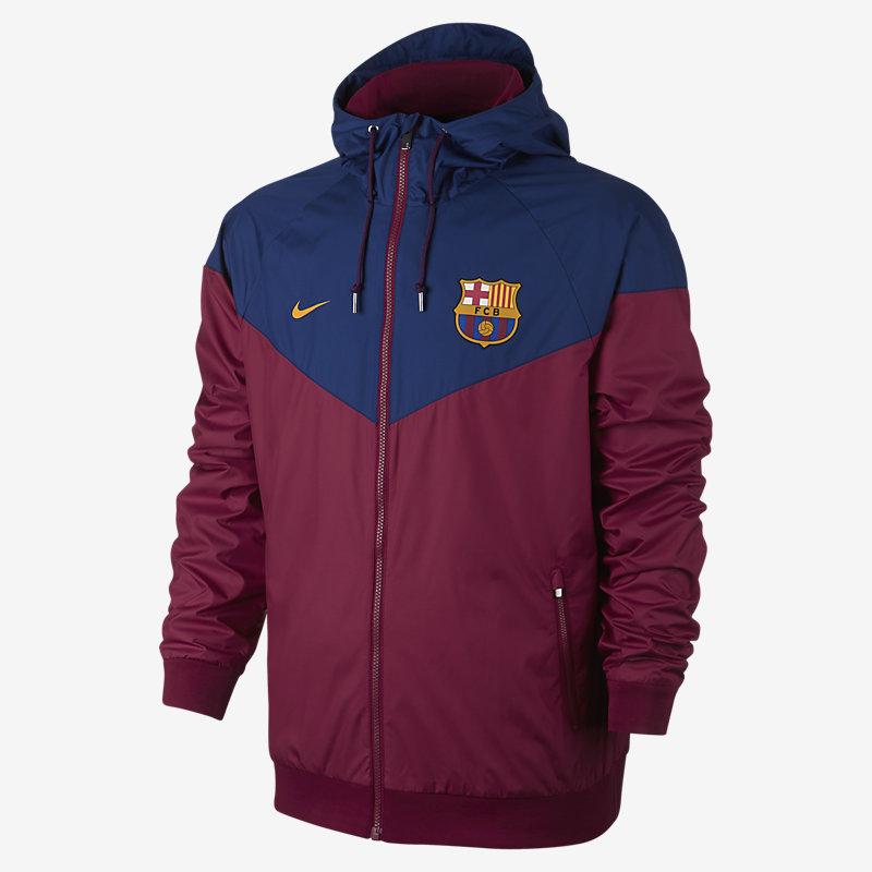 FC Barcelona Authentic Windrunner