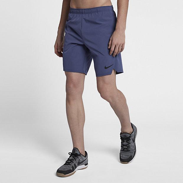 short de tennis nikecourt flex ace 23 cm pour homme be. Black Bedroom Furniture Sets. Home Design Ideas