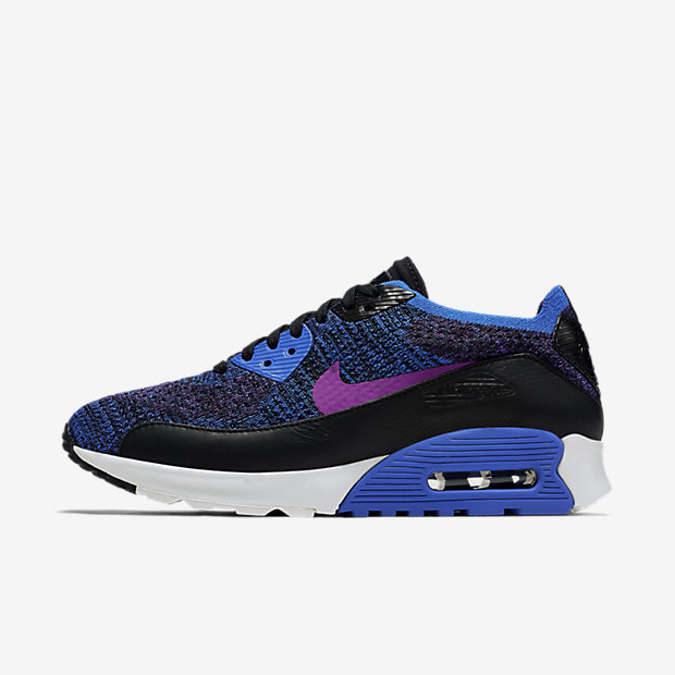 Nike Femme Air Max 90 Ultra 2.0 Flyknit Running Trainers