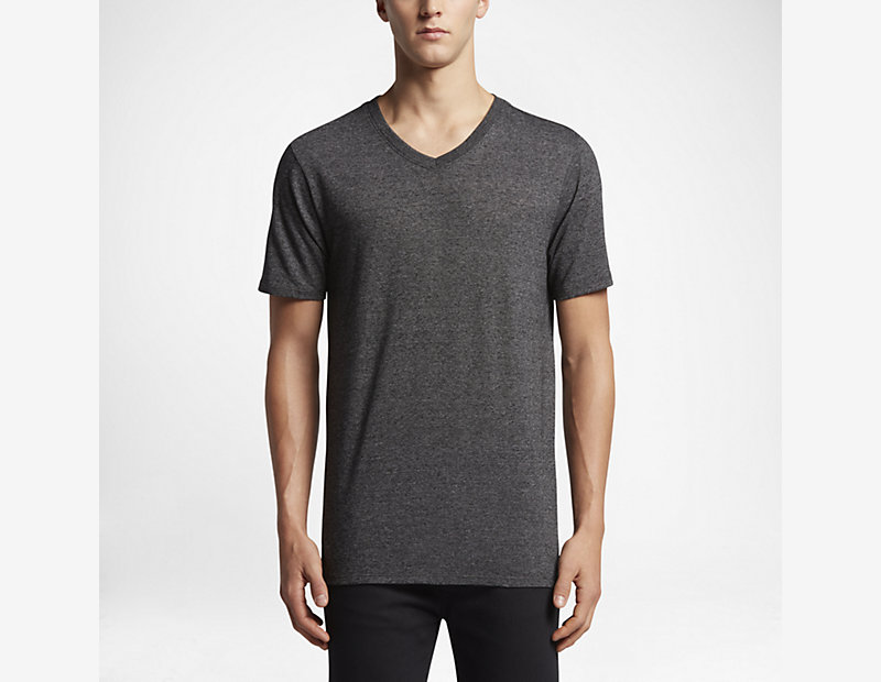 Hurley Tri-Blend Staple V-Neck