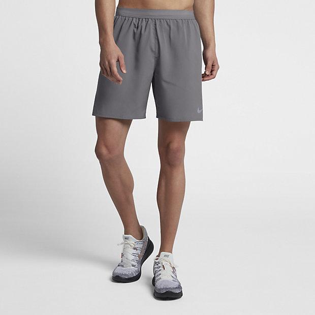 nike men's 7'' freedom running shorts