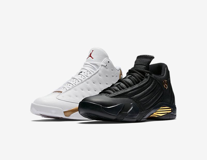 Nike Air Jordan XIII/XIV DMP