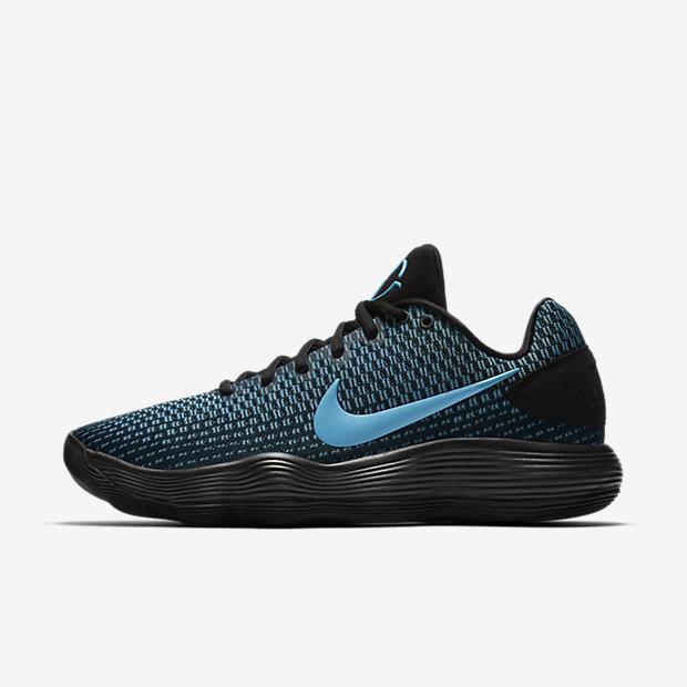 Nike React Hyperdunk 2017 Low Men's Basketball Shoe. Nike ...