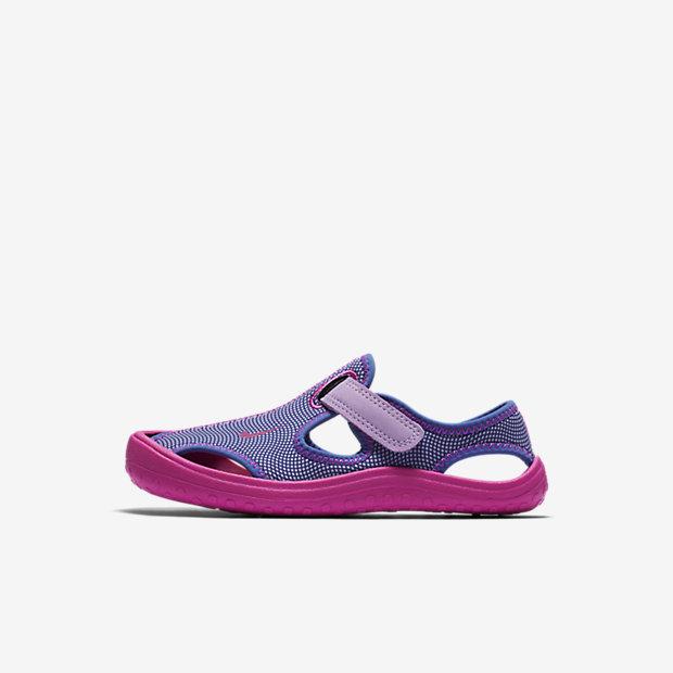 ... Nike Sunray Protect Little Kids' Sandal