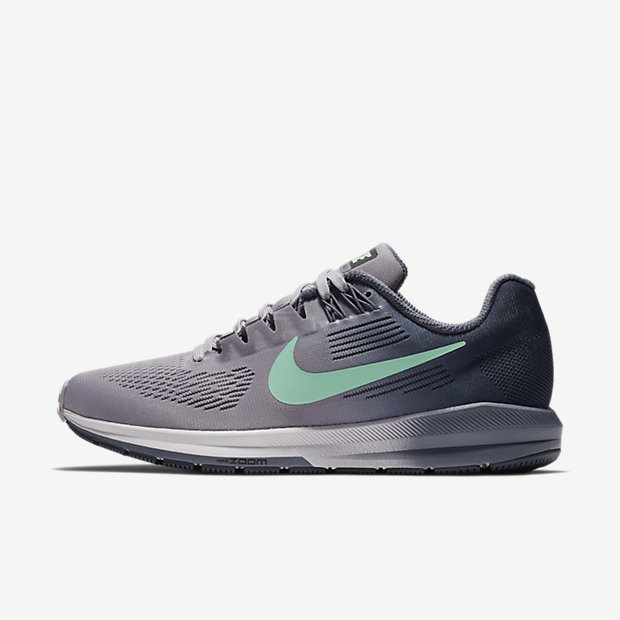 Lighter And Stronger Than The Previous Version Nike Air Zoom Structure 21 Women S Running Shoe Provides Ility Support That Made It A
