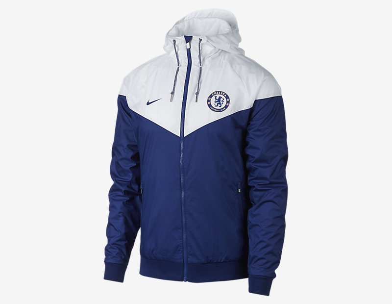 Chelsea FC Authentic Windrunner