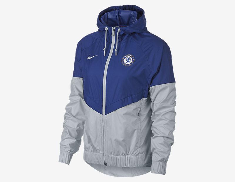 Chelsea FC Authentic Windrunner