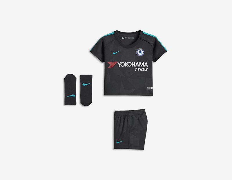 2017/18 Chelsea FC Stadium Third