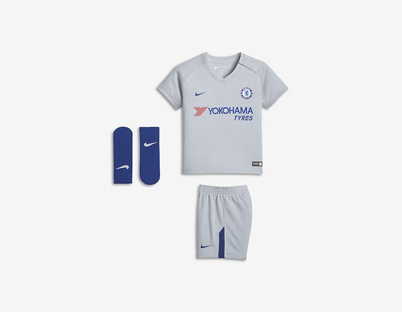 2017/18 Chelsea FC Stadium Away