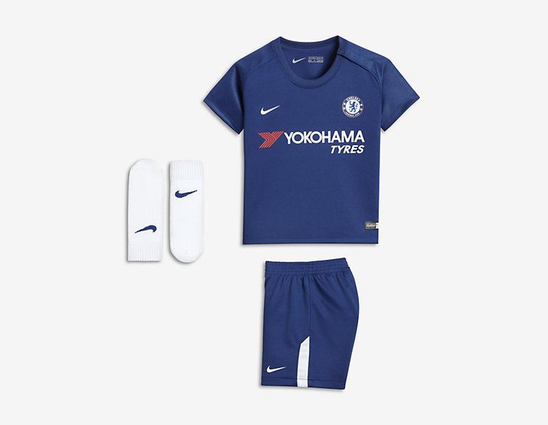 2017/18 Chelsea FC Stadium Home