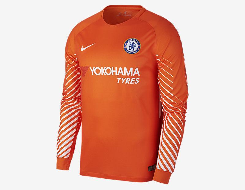 2017/18 Chelsea FC Stadium Goalkeeper