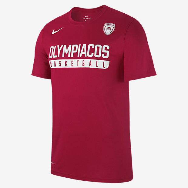 c0f4290504e Low Resolution Olympiacos BC Dry Men s Basketball T-Shirt ...