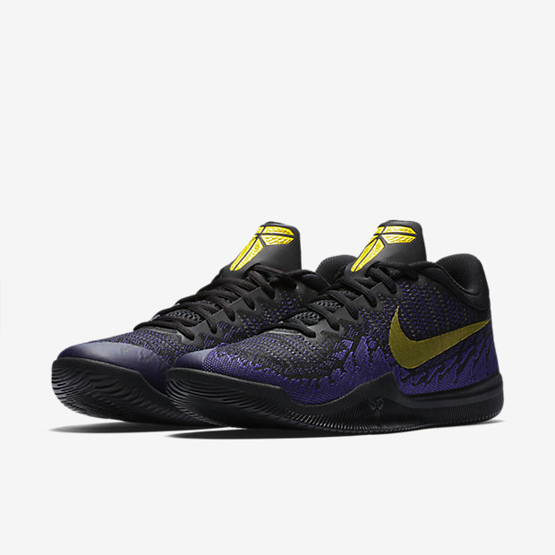 Nike Mamba Rage Men S Basketball Shoe Nike Com In