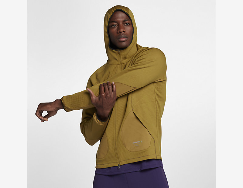 NikeLab Gyakusou Fleece