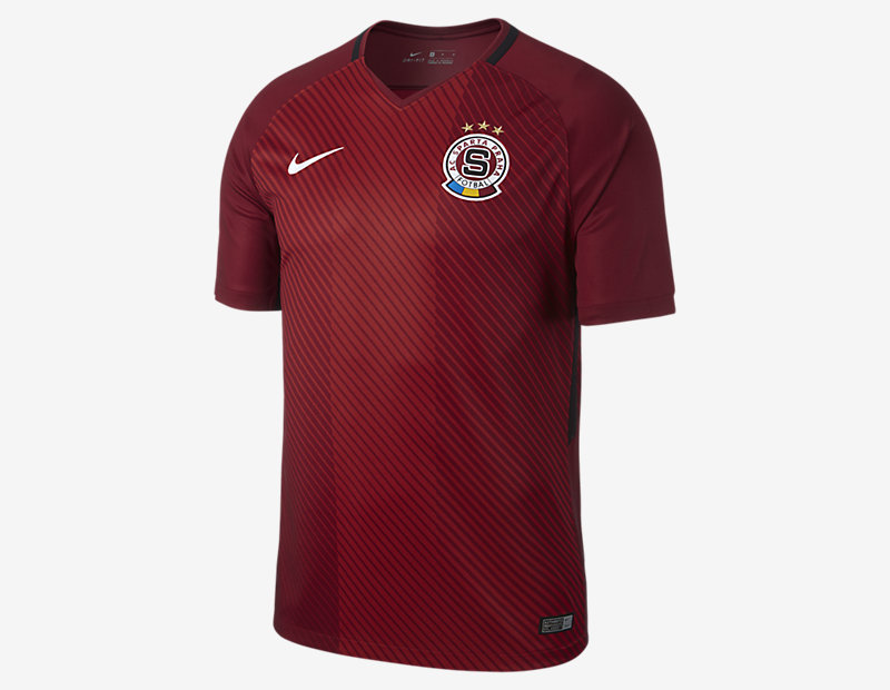 2017/18 AC Sparta Stadium Home