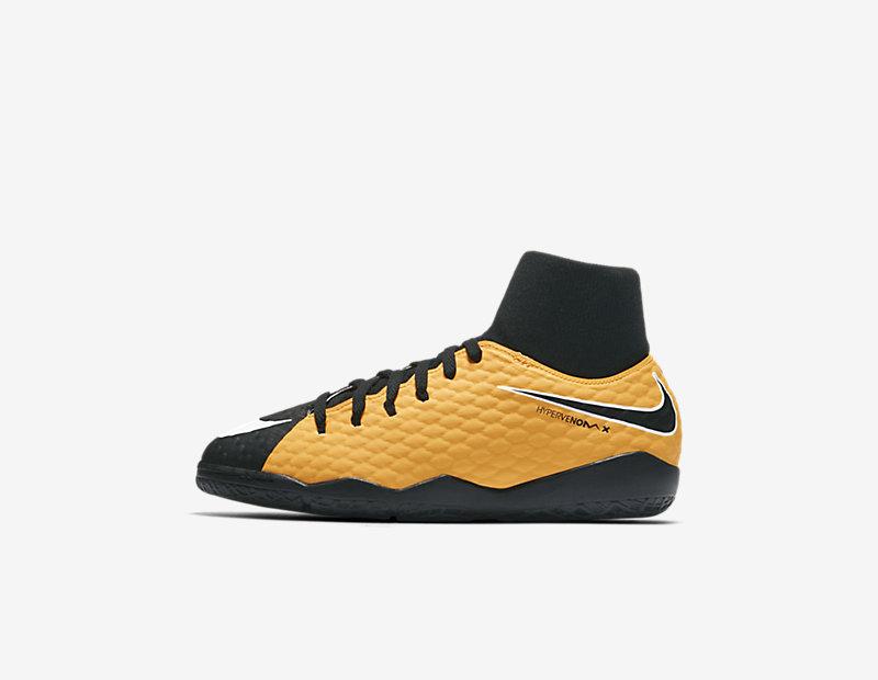 Nike Jr. HypervenomX Phelon III Dynamic Fit IC