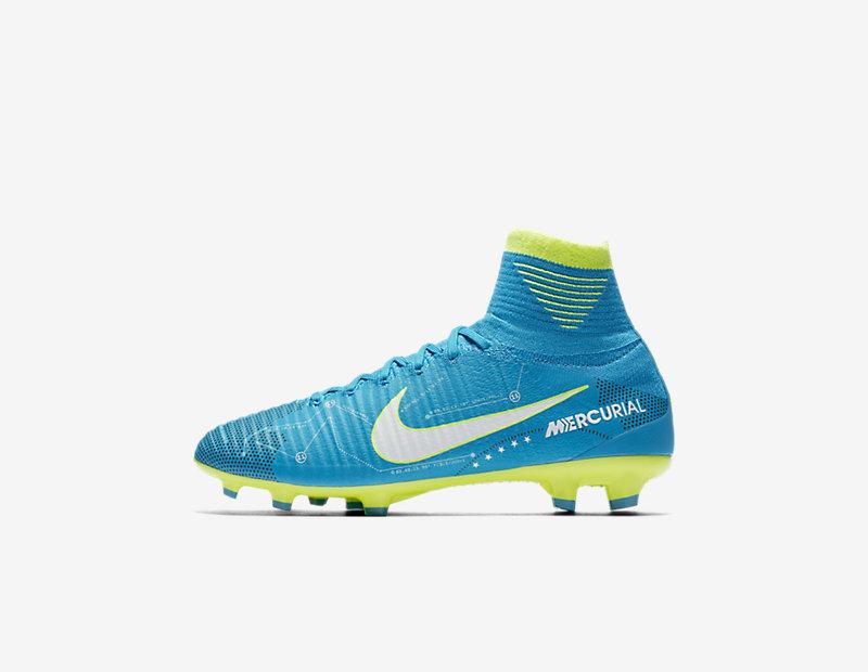 Nike Jr. Mercurial Superfly V Dynamic Fit Neymar FG