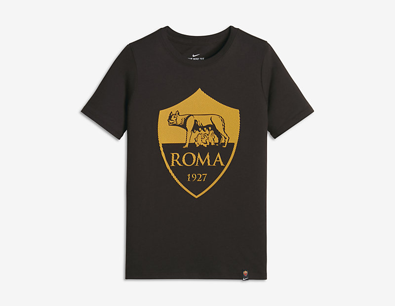 A.S. Roma Crest