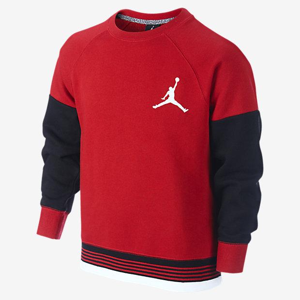 online store bea9c 42dc5 Low Resolution Bluza chłopięca Jordan Varsity Crew Bluza chłopięca Jordan  Varsity Crew