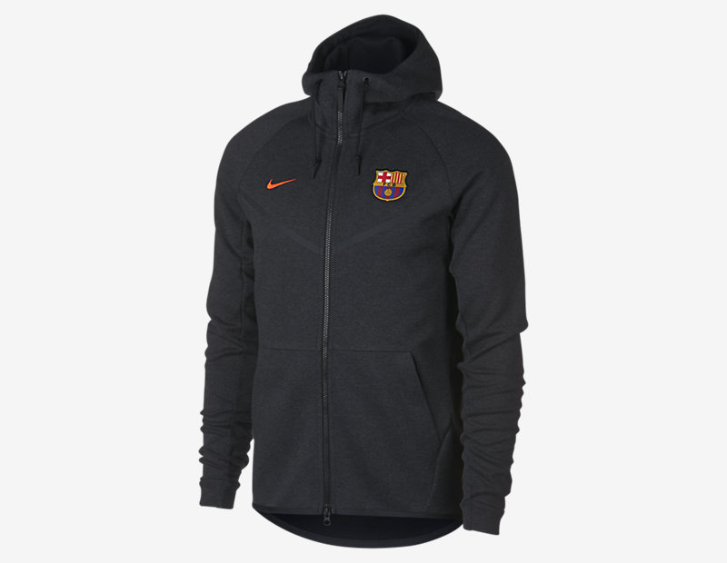 FC Barcelona Tech Fleece Windrunner