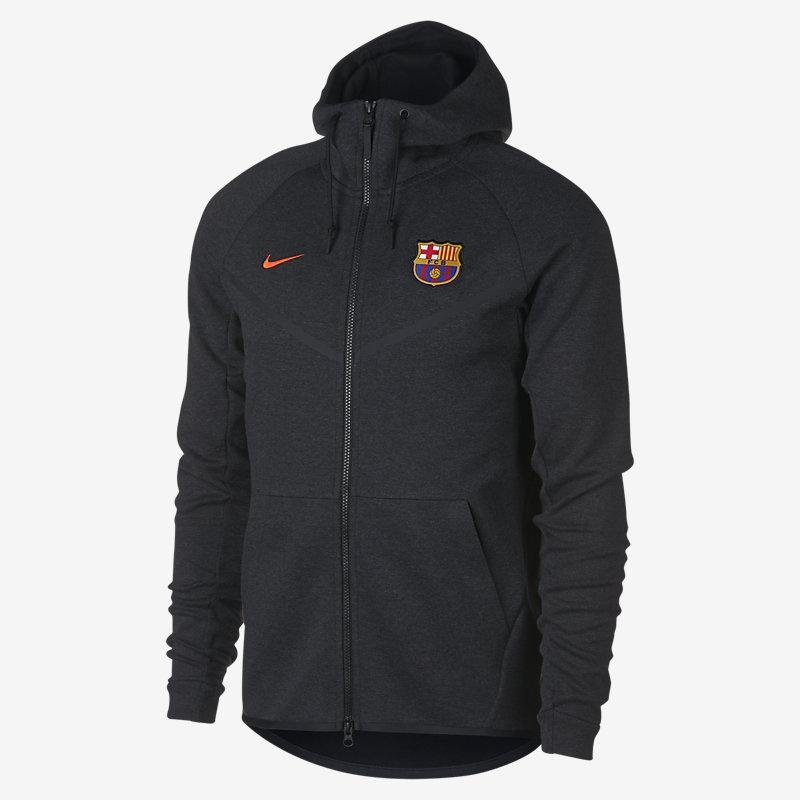 FC Barcelona Tech Fleece Windrunner