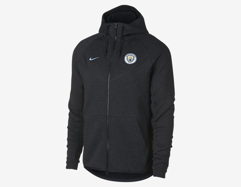 Manchester City FC Tech Fleece Windrunner