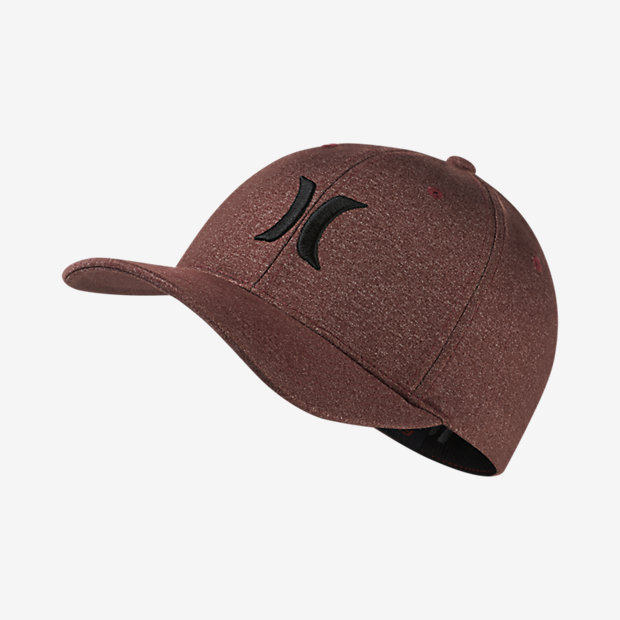 1fb0e45d496f Hurley One And Textures Men s Fitted Hat. Nike.com NZ