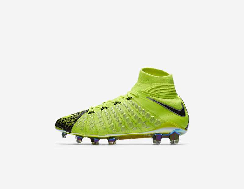 Nike x EA Sports Jr. Hypervenom Phantom III FG