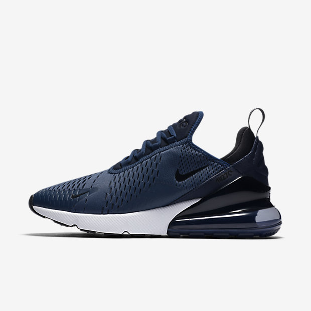 nike air max navy mens