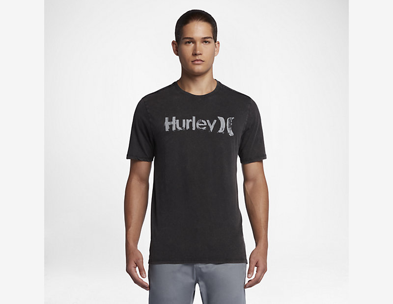 Hurley One And Only Acid Wash