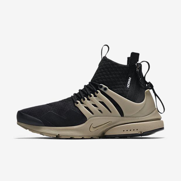online retailer 302ee f070e Nike NIKELAB AIR PRESTO MID X ACRONYM