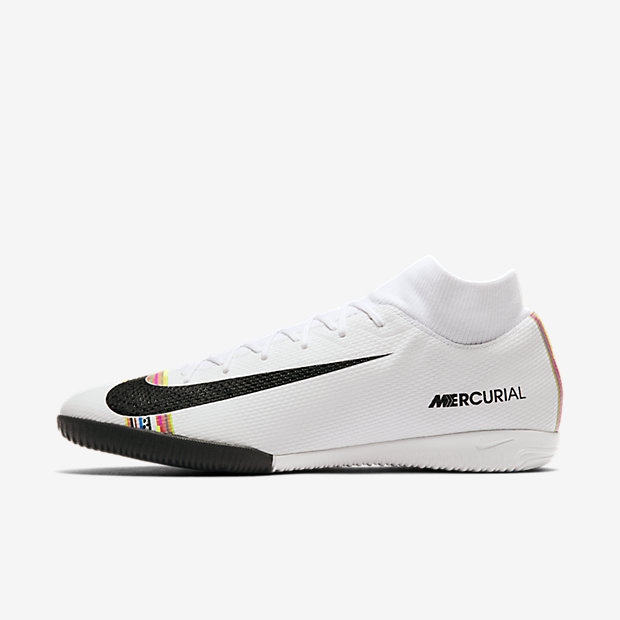 Low Resolution Fotbollssko för inomhusplan/futsal/street Nike SuperflyX 6 Academy LVL UP TF