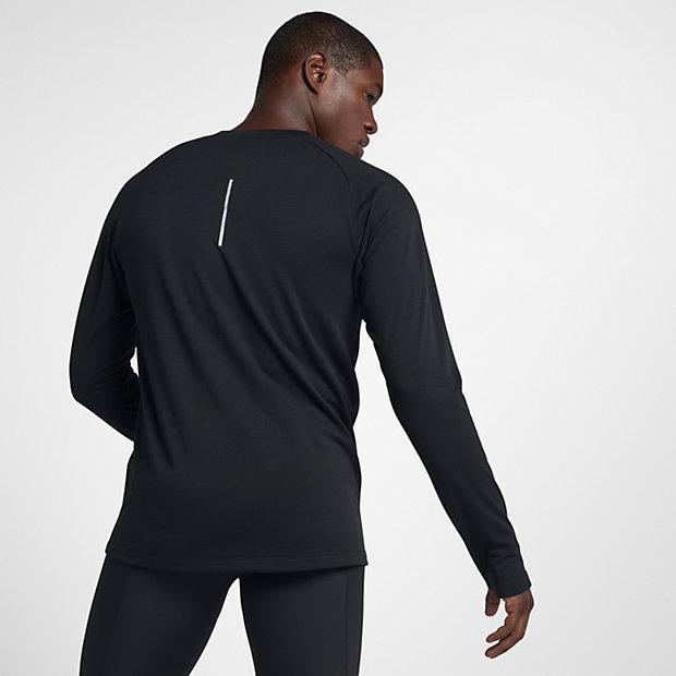 Nike therma sphere element langarm herren laufoberteil for Terrace jogging track