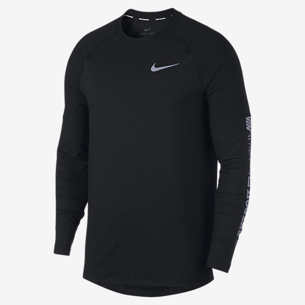 Low Resolution Nike Element Men's Long-Sleeve Running Top