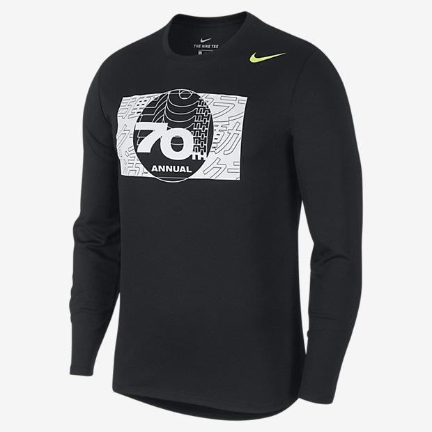 ナイキ ウィンター カップ 2017 メンズ ロングスリーブ Tシャツ
