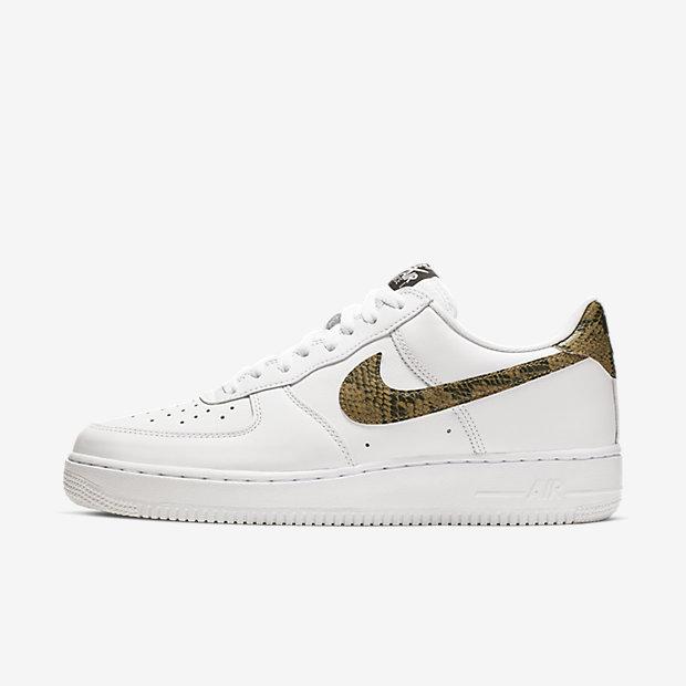 รองเท้าผู้ชาย Nike Air Force 1 Low Premium