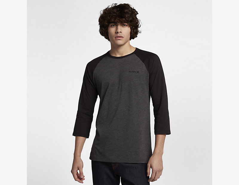 Hurley One And Only Raglan