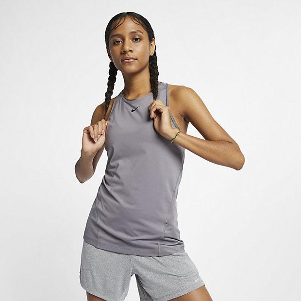 Low Resolution Nike Pro Women's Mesh Tank