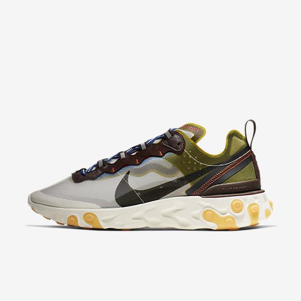 Nike React Element 87 herresko