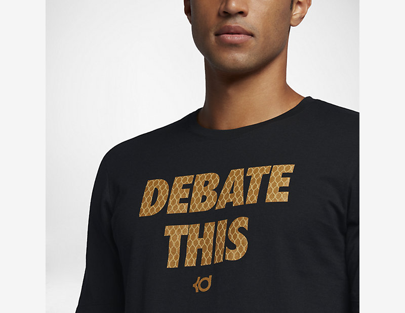 "Nike 2017 ""Debate This"" Celebration"