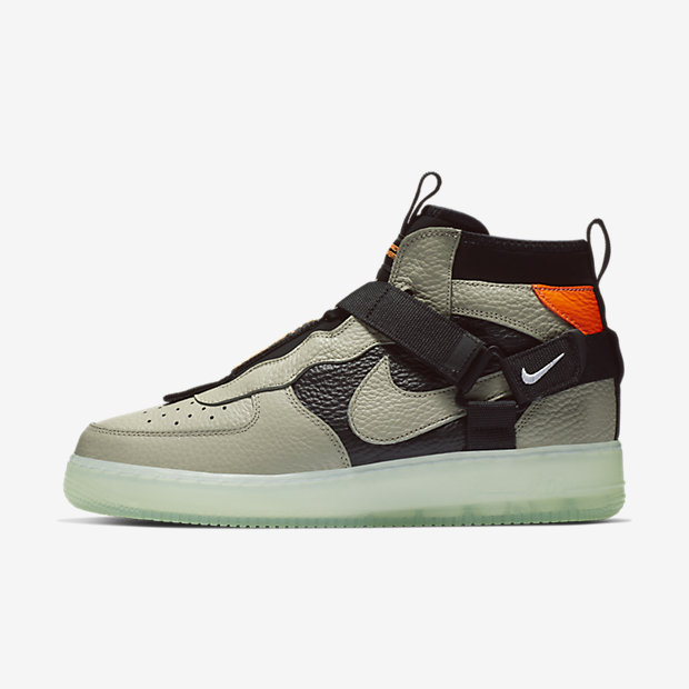 Nike Air Force 1 Utility Mid 男子运动鞋