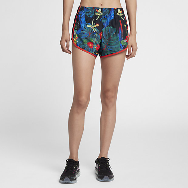 Low Resolution Nike Tempo Women's Printed Running Shorts