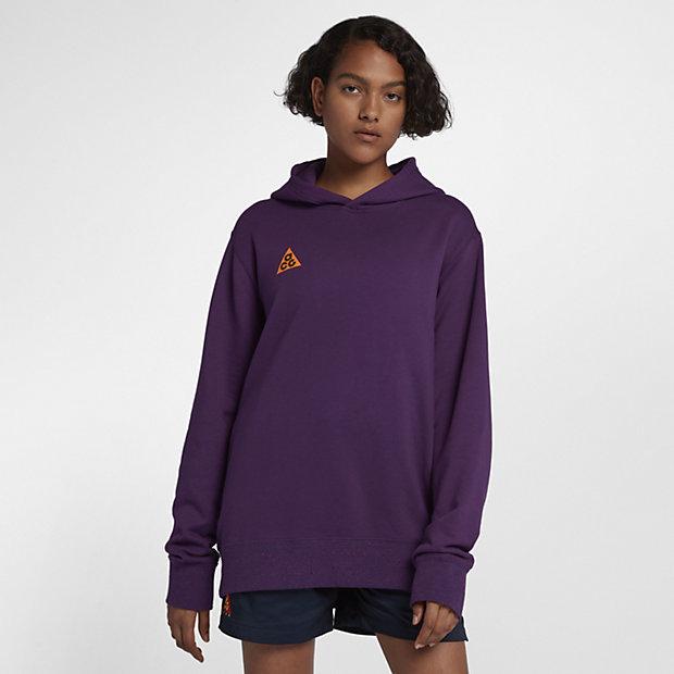 Low Resolution Bluza z kapturem Nike ACG