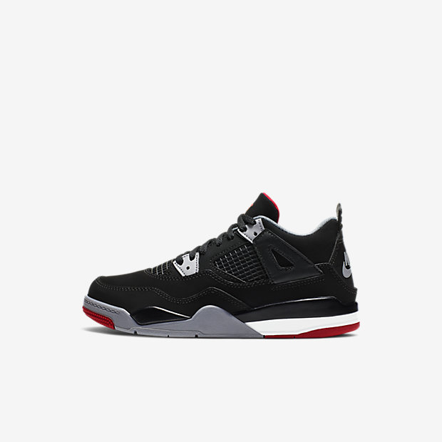 Jordan 4 Retro Younger Kids' Shoe