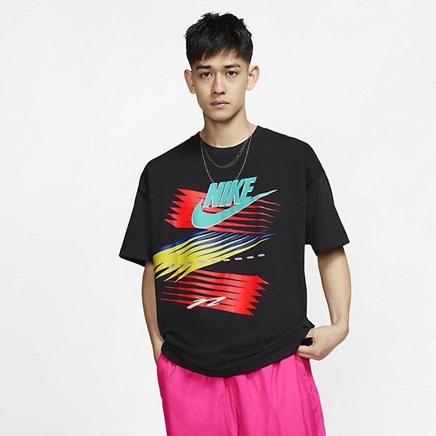 Playera para hombre Nike x atmos
