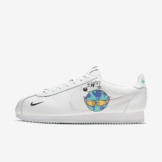 Nike Cortez QS Flyleather with at least 50% leather fibre Men's Shoe